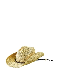 San Diego Hat Company - Raffia Cowboy Hat