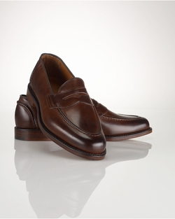 Polo Ralph Lauren - Calf Singleton Penny Loafers