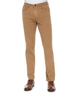 Etro  - 5-Pocket Twill Pants