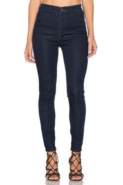 Free People - Cyndi High Rise Skinny Jean