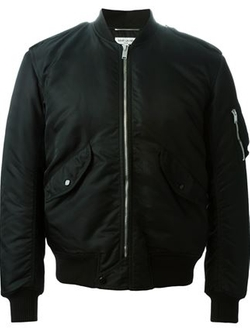 Saint Laurent   - Classic Bomber Jacket