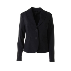 Inc - Notch Collar Two-Button Blazer