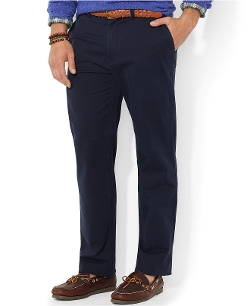 Polo Ralph Lauren - Classic-Fit Stretch Chino Pants
