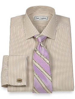 Paul Fredrick - French Cuff Dress Shirt