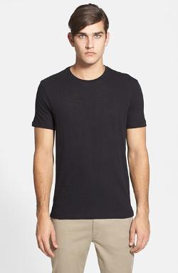 Vince  - Slubbed Crewneck T-Shirt