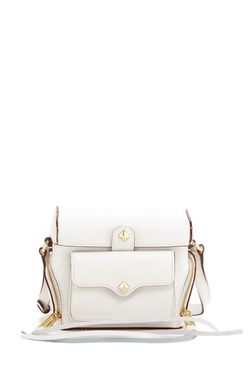 Rebecca Minkoff  - Craig Leather Crossbody Bag