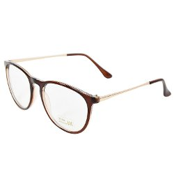 Ucspai - Retro Style Clear Lens Glasses