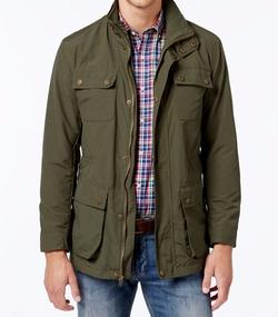 Club Room - Lightweight Field Jacket