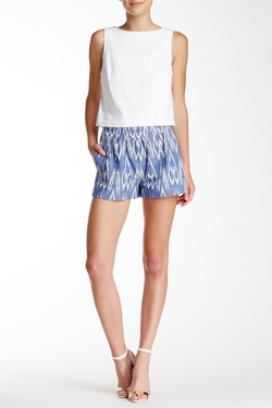 Alice + Olivia - Gathered Shorts