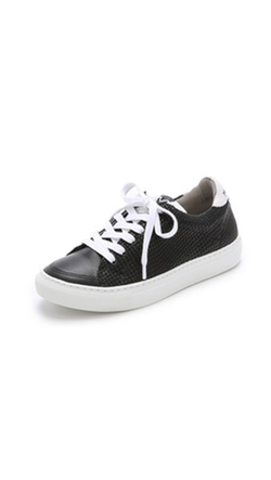 Modern Vintage Shoes  - Giada Low Top Sneakers