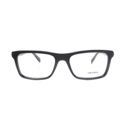 Prada - Rectangle Plastic Eyeglasses