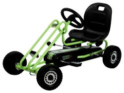 Hauck - Lightning Pedal Go-Kart - Race Green