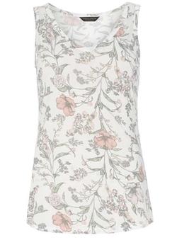 Dorothy Perkins - Floral Printed Vest Top