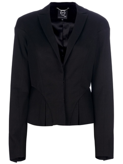 McQ by Alexander McQueen - Slim Pleated Blazer