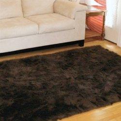Cottontail Faux Fur Collection - Flokati Faux Fur Rug
