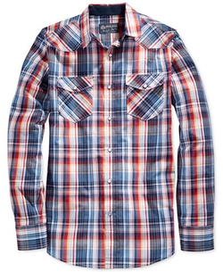 American Rag - Multicolored Plaid Shirt