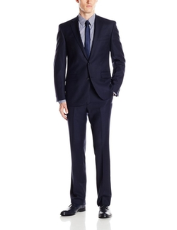 Kenneth Cole New York - Two-Button Notch Lapel Suit