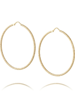 Carolina Bucci - Gold Hoop Earrings
