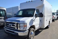 Ford  - 2015 Ford E-350 Box Truck