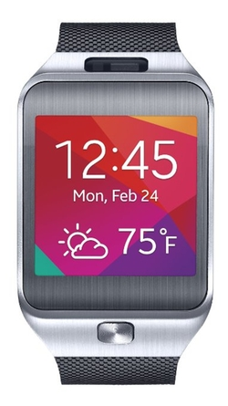 Samsung - Gear 2 Smartwatch