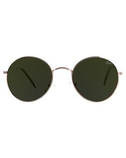 Quay - Lens Round Sunglasses