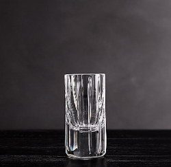 RH - Boulevard Cut Crystal Shot Glass