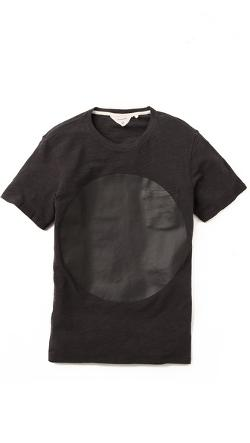 Rag & Bone  - Graphic Pocket Tee