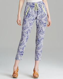Dolce Vita  - Gerra Block Print Silk