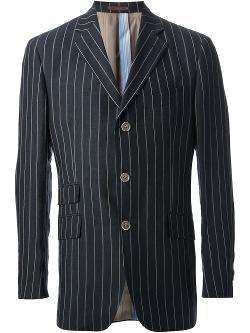 Etro  - Pinstripe Suit