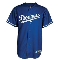Fanzz - Los Angeles Dodgers MLB Youth Replica Alternate Jersey