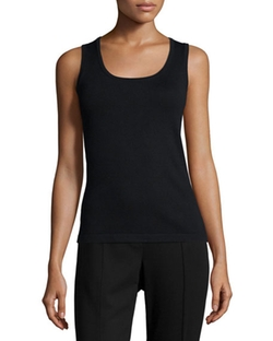 Michael Simon - Solid Knit Tank Top