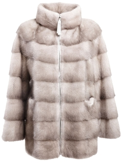 Liska   - Mink Fur Coat