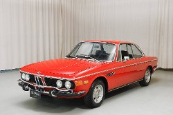 BMW  - 1972 3.0 CS Car