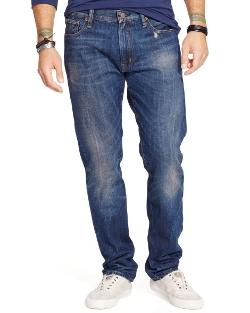 Ralph Lauren - Straight-Fit Davis Jeans