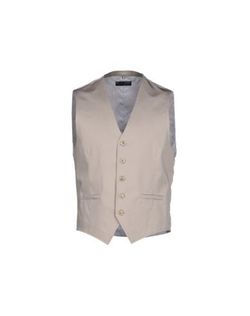 Simbols - Khaki Button Vest