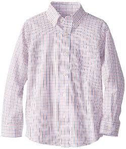 Jack Thomas  - Boys 2-7 Tattersall Shirt
