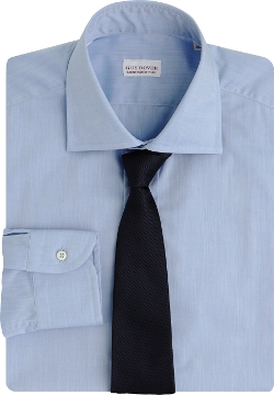 Guy Rover - Solid Dress Shirt