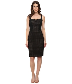 Maggy London - Diamond Dot Sheath Dress