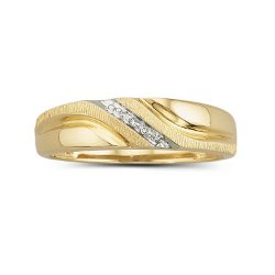 JC Penney - Diamond Accent Band Ring