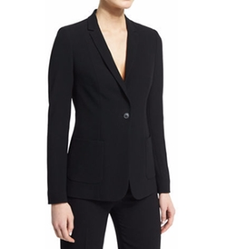 Elie Tahari - Wendy One-Button Jacket