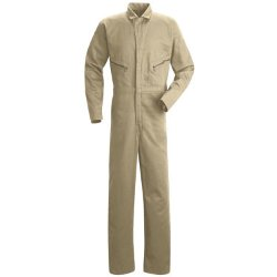 Red Kap - Zip-Front Cotton Coveralls