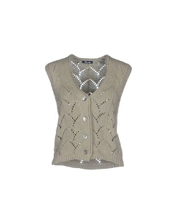 Drumohr - Sleeveless Cardigan