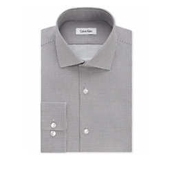 Calvin Klein  - Infinite-Stretch Dress Shirt