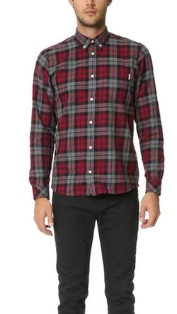Carhartt Wip - Long Sleeve Baker Shirt
