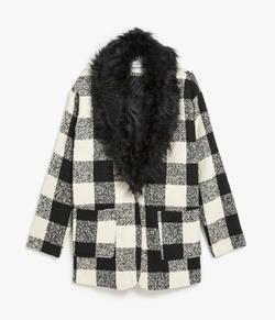 Glamorous - Watson Fur Collar Coat