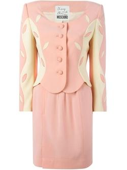 Moschino - Skirt and Blazer Suit