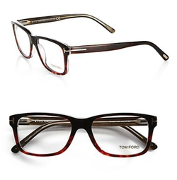 Tom Ford Eyewear - Square Optical Frames Eyeglasses