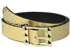 Betsey Johnson  - Reversible Metallic Snake To Smooth