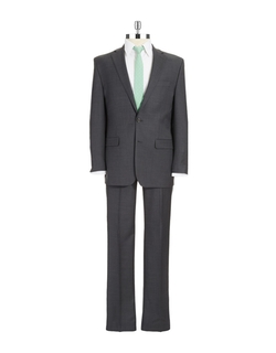 Lauren Ralph Lauren - Ultraflex Two Piece Wool Suit