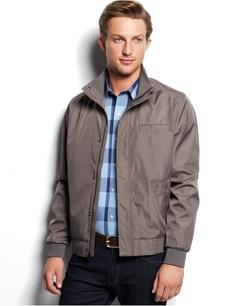 Calvin Klein - Weather-Resistant Bomber Jacket